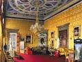 Лионский зал Екатерининского дворца. Золото на голубом. Фильм А.Олиферука.