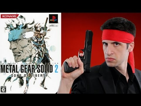 Metal Gear Solid 2: Sons Of Liberty game review