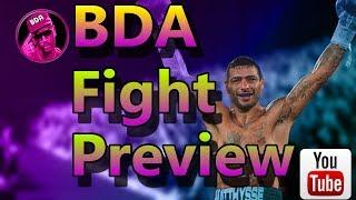 BDA Previews: Lucas Matthysse VS Tewa Kiram