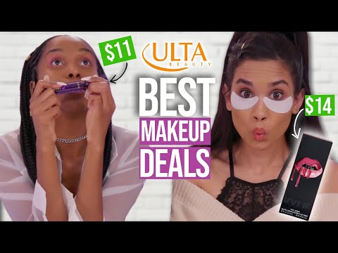 How to get your Favorite Makeup Brands for CHEAP at Ulta Beauty!?  (Beauty Break) thumbnail