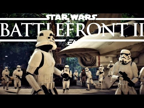 STAR WARS BATTLEFRONT 2 LIVE|COME PLAY :) thumbnail