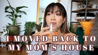 Moving back home wİth my parents at 30 - Goodbye NYC Luxury Apartment 🥺 // vlogmas 2020 - Day 4