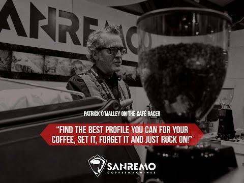 Patrick O'Malley  - Sanremo Cafe Racer #WBC2016