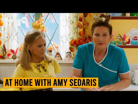 At Home with Amy Sedaris - How to Relax A Turkey (ft. Ana Gasteyer ...