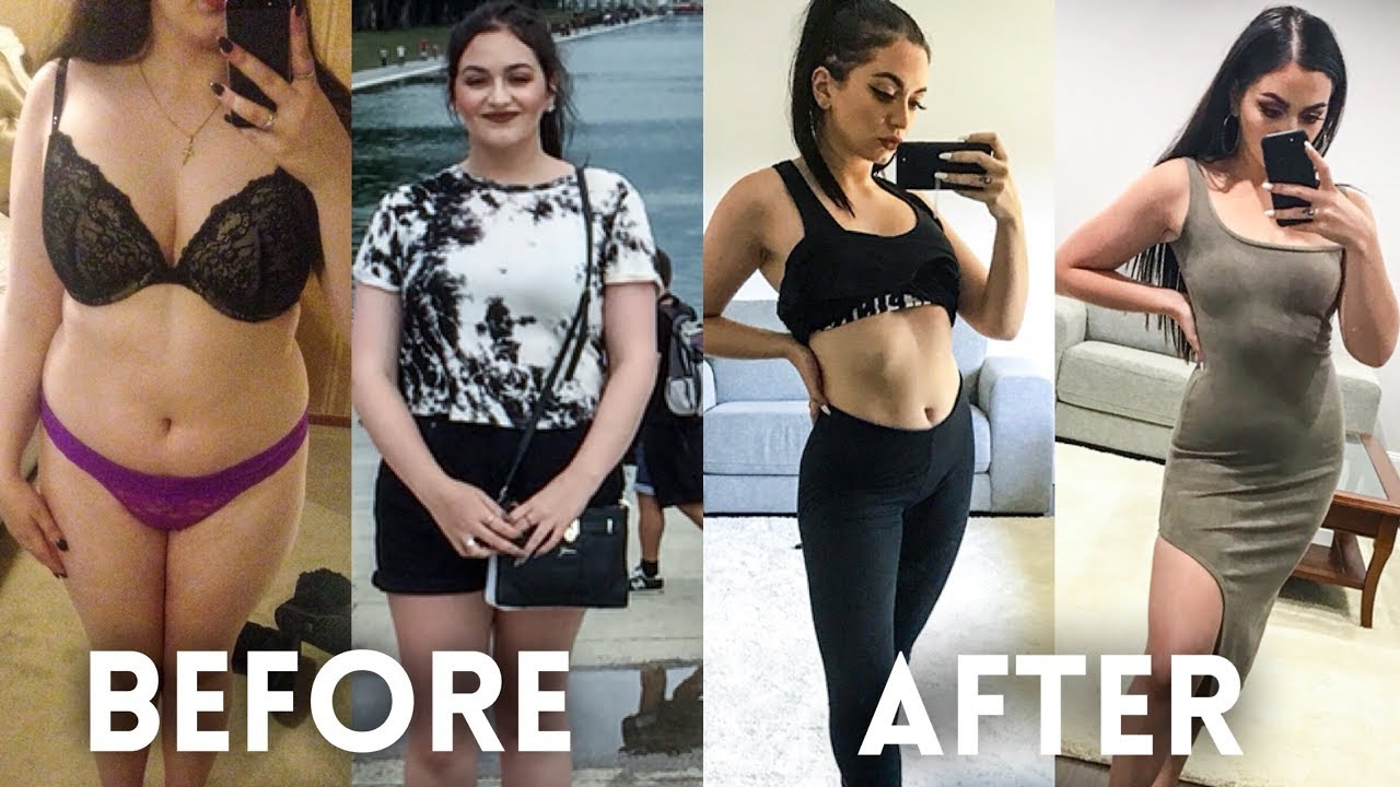 How to lose weight over 55 female
