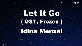 Let It Go Idina Menzel KaraokeNo Guide Melody.mp3