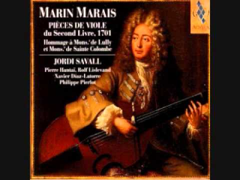 Gigue II. 102 - Marin Marais- Pieces de Viole du Second Livre. 1701