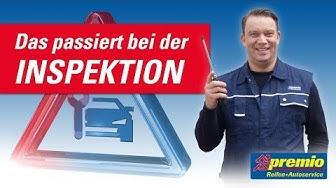 Die Inspektion nach Herstellerangaben | Premio Reifen + Autoservice