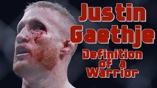 Justin Gaethje l Definition of a Warrior l Profile & Highlights