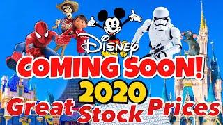 Gambar cover Look for Disney Stock to Drop
