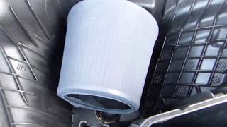 Installation filtre à air sport sur BMW 330i