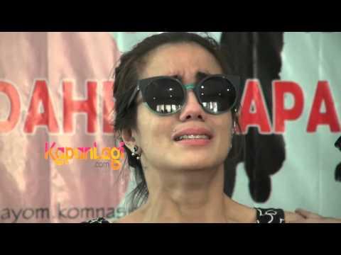 Sheila Marcia Keukeh Ingin Ceraikan Kiki Mirano