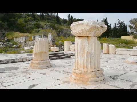 ANCIENT ELEUSIS - GREECE (APRIL 2014)
