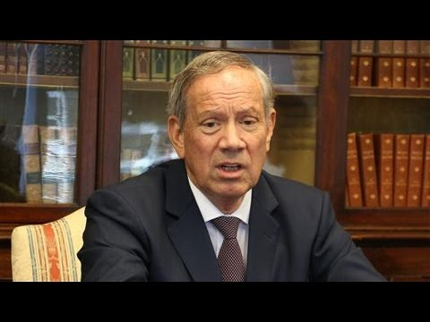 George Pataki Discusses 2016 Race, Donald Trump