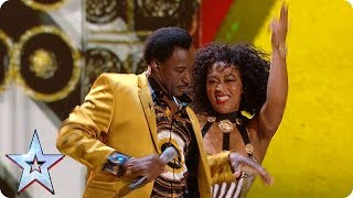 Donchez brings the CARNIVAL to the BGT Final! | The Final | BGT 2018 thumbnail
