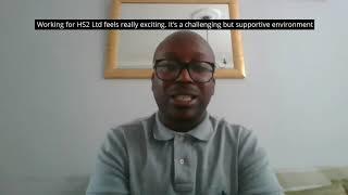 HS2 Employee stories: Ambrose