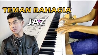 Download Lagu Jaz - Teman Bahagia (Piano Cover) Mp3