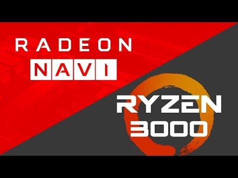 ALL the AMD Ryzen 3 and Navi Leaks!