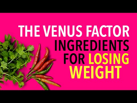 The Venus Factor Ingredients | What Are The Venus Factor Ingredients?