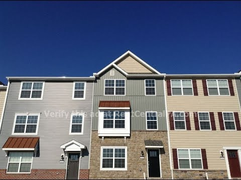 Central PA Townhomes for Rent: Enola Townhome 3BR/2.5BA by Lehman Property Management
