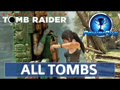 Shadow of the Tomb Raider Trophy Guide & Roadmap