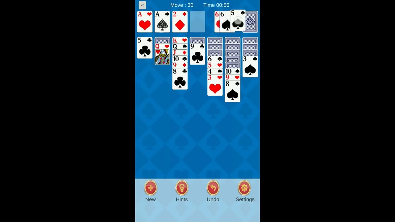 Klondike Solitaire : Free Solitaire