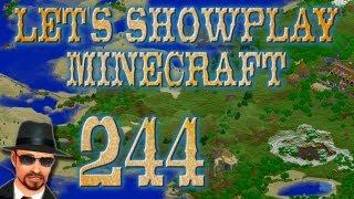 Lets Showplay Minecraft 244 - Schlaflos in Minecraft - Nachts jagen, tagsüber bauen