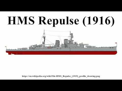 HMS Repulse (1916)