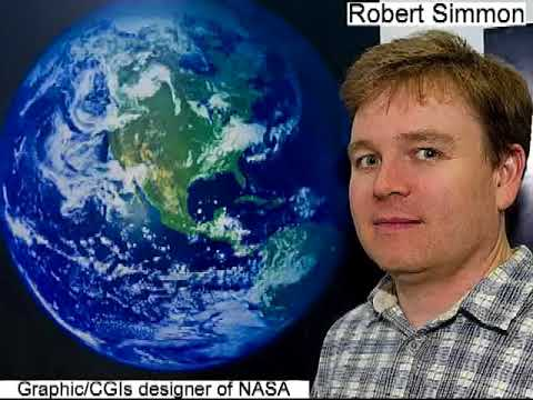 NASA Graphic Designer Admits Images of Earth Are Composites/CGI's Fakes