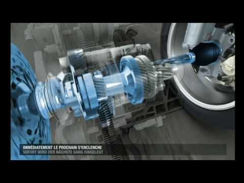 Фото к видео: Renault EDC gearbox (Efficient Dual Clutch)