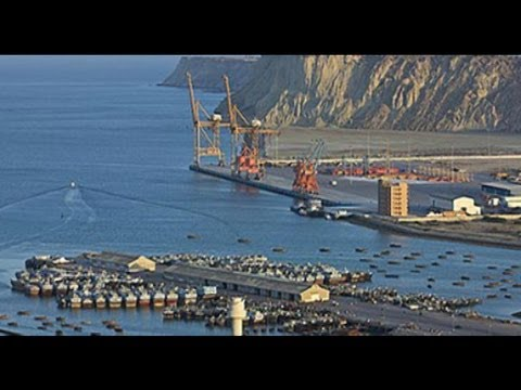 China's Interest in Gwadar Port More Than Resources?