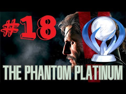 MGSV - The Phantom Platinum | Rescue the Intel Agents
