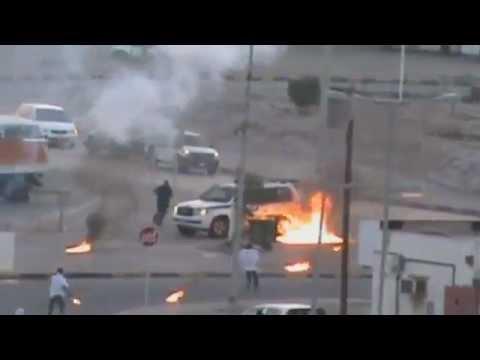 Bahrain Village December 30 2011 Peaceful Protests