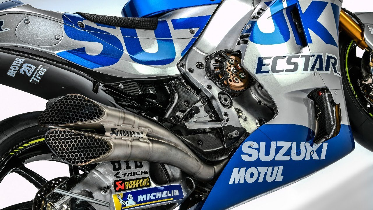 Watch The 2020 Team Suzuki Ecstar Launch From Sepang Youtube