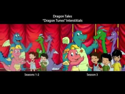 "Dragon Tales - ""Dragon Tunes"" Interstitials (2 Versions)"