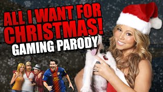 """♪ Mariah Carey """"All I Want For Christmas Is You"""" ♪ 