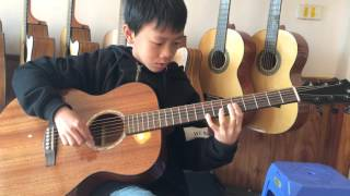 River Flows In You - học sinh lớp 7...