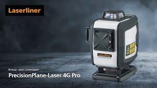 Kreuzlinien-Laser - Innovation - PrecisionPlane-Laser 4G Pro - 039.600L