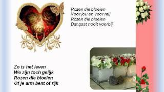 rozen die bloeien