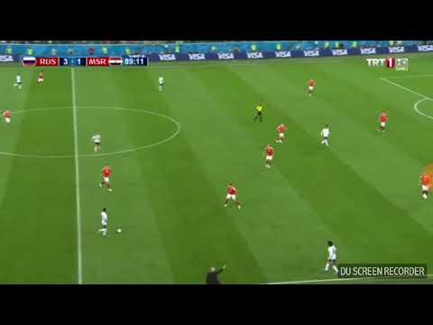 Rusya Mısır maç özeti hd
