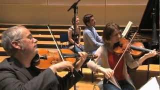 Teo Gheorghiu / Carmina Quartet: Dvorak, 1st movement from Piano Quintet Op. 81