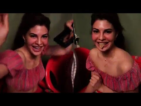 Jacqueline Fernandez's FUNNY Punjabi Speaking On The Sets Of Judwaa 2