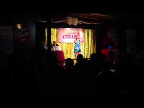 Tenerife Loves Karaoke Winner 2014. Chloe Guy