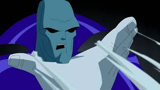 Justice League and Police vs. Solomon Grundy, Luminus and Copperhead!