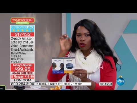 HSN | Tamara Hooks' Holiday Electronic Host Picks 10.15.2016 - 05 AM