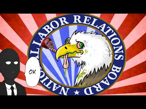 National Labor Relations Board infected with SJW ideology (James Damore)