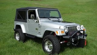 2005 Jeep Wrangler UNLIMITED @ www.NationalMuscleCars.com National Muscle Cars