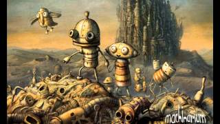 Machinarium Bonus EP -  By the Wall(Tomas Dvorak)