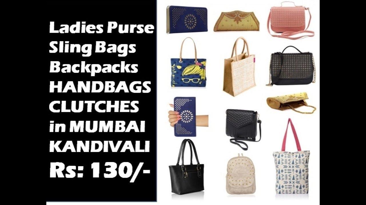 35e00c291f Wholesale Market of Ladies Purse   Clutches in Mumbai