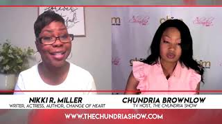Nikki R. Miller Talks About Her Book, Change Of Heart: Never Say Never